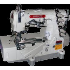 Промышленная плоскошовная распошивальная  машина Bruce BRC-562A-02BB-356