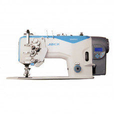 Промышленная двухигольная швейная машина челночного стежка JACK JK-58450J-405