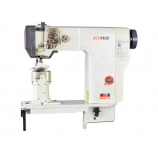 Двухигольная колонковая швейная машина JOYEE JY-H962-D-H