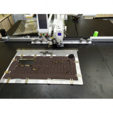 Автомат для настрачивания деталей изделий по контуру Joyee JY-K5-S850H-SF