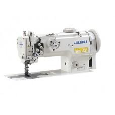 Промышленная двухигольная машина челночного стежка Juki LU-1561 ND