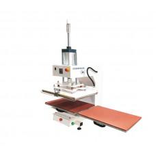 Пневматический двухпозиционный термотрансферный пресс OP-5030A-2
