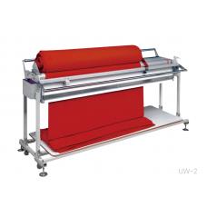 Машина для раскладки ткани из рулона в пачку OSHIMA UW-2