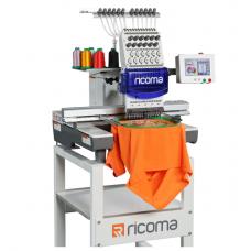 Промышленная одноголовочная вышивальная машина RICOMA 1201TC-7S