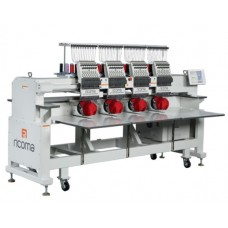 Промышленная четырехголовочная вышивальная машина RICOMA CHT-1504