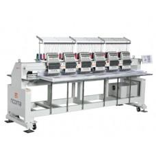Промышленная шестиголовочная вышивальная машина RICOMA CHT-1206