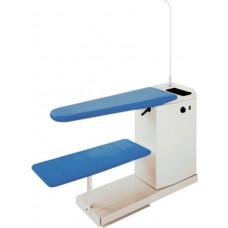 Консольный гладильный стол Comel BR/A с вакуумом и нагревом рабочей поверхности