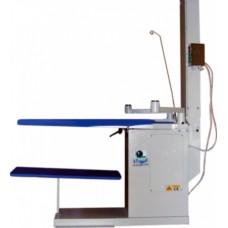Консольный гладильный стол Comel BR/A-N с вакуумом и нагревом рабочей поверхности