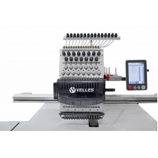 Одноголовочная вышивальная машина VELLES VE 23CW-TSL NEXT