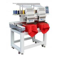 Двухголовочная вышивальная машина VELLES VE 1502CAP-SE2