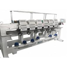 Шестиголовочная вышивальная машина VELLES VE 1506 HS-CAP