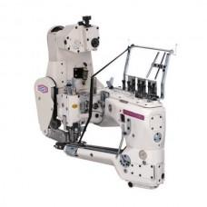 Промышленная швейная машина для пошива изделий из неопрена встык  плоским швом SHING LING SL-713-400