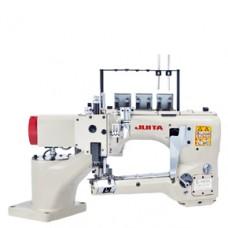 Промышленная швейная машина для пошива трикотажных и других эластичных изделий плоским швом JUITA LC62D
