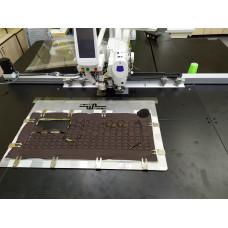 Автомат для настрачивания деталей изделий по контуру JOYEE JY-K5-S850H-SF-LK2
