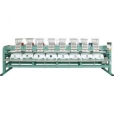 Восьмиголовочная вышивальная машина Tajima-TFMX-IIC-1208 (450X500)