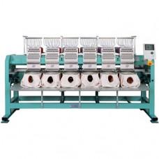 Шестиголовочная вышивальная машина Tajima-TFMX-IIC-1206 (450X500)