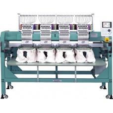 Четырехголовочная вышивальная машина Tajima-TFMX-IIC-1204 (450X500)
