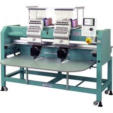 Двухголовочная вышивальная машина Tajima-TFMX-IIC-1202 (450X500)