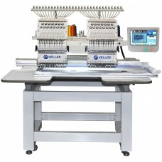 Двухголовочная вышивальная машина VELLES VE1502CAP-SE