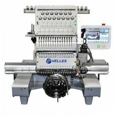 Одноголовочная вышивальная машина VELLES VE 21C-TS