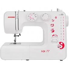 Бытовая швейная машинка JANOME MX 77