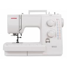 Бытовая швейная машинка JANOME SE522