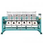 Многоголовочные вышивальные машины