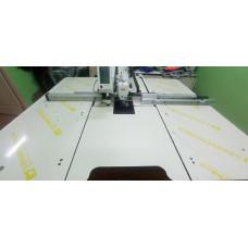 Автомат для настрачивания деталей изделий по контуру JOYEE JY-K6-GS850H-SF-LK2-V2 (комплект) с лазером